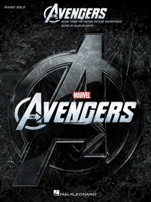 Marvel Studios - The Avengers - Musique du Film - Sheet Music - di-arezzo.com