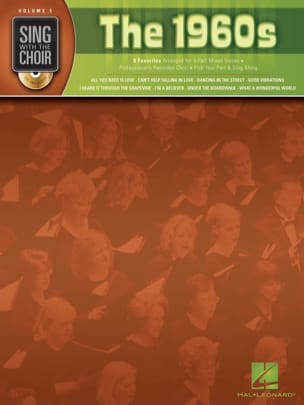 - Sing With The Choir Volume 5 - The 1960s - Partition - di-arezzo.fr