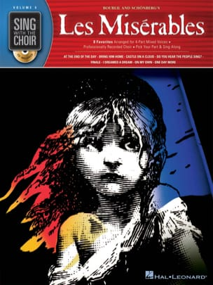 Sing With The Choir Volume 9 - Les Miserables laflutedepan