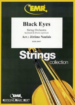 Les Yeux Noirs Black Eyes - Traditionnel - laflutedepan.com