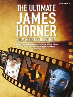 James Horner - The Ultimate James Horner Movie Score Collection - Partitura - di-arezzo.it