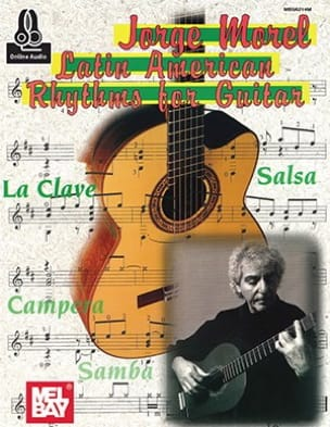Jorge Morel - Latin American Rhythms For Guitar - Partition - di-arezzo.fr