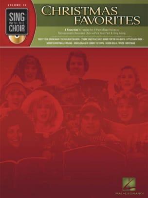 Sing With the Choir Volume 10 - Christmas Favorites Noël laflutedepan