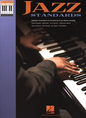 Note-for-Note Keyboard Transcriptions - Jazz Standards - Partition - di-arezzo.ch