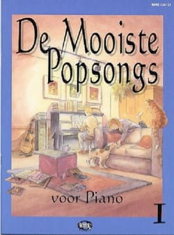 - Mooiste Popsongs Voor Piano 1 - Partition - di-arezzo.fr