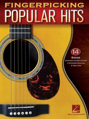 - Fingerpicking Popular Hits - Sheet Music - di-arezzo.com