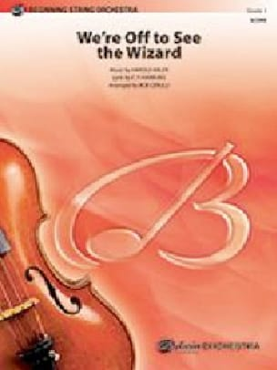 - We're Off to See The Wizard The Wizard of Oz - Sheet Music - di-arezzo.com