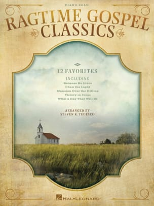 Ragtime Gospel Classics - Partition - di-arezzo.fr
