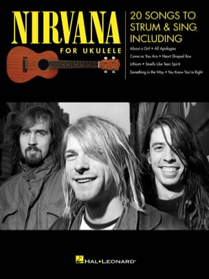 Nirvana - Nirvana for Ukulele - Partition - di-arezzo.fr