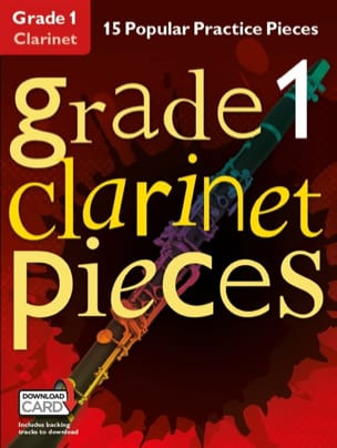 Grade 1 Clarinet Pieces - Partition - laflutedepan.com