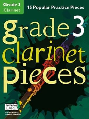 Grade 3 - Clarinet Pieces - Partition - laflutedepan.com