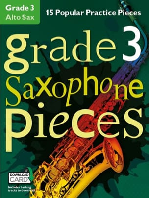 - Grade 3 Alto Saxophone Pieces - Partition - di-arezzo.fr