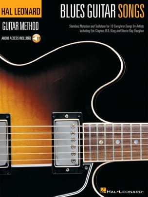 - Hal Leonard Guitar Method - Blues Guitar Songs - Sheet Music - di-arezzo.co.uk