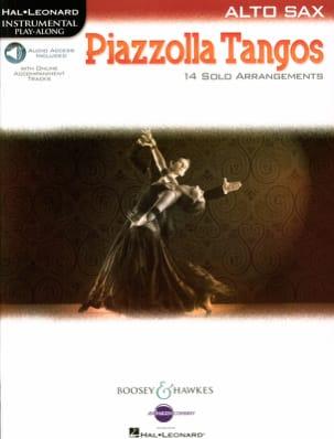 Astor Piazzolla - Piazzolla Tangos - Sheet Music - di-arezzo.com
