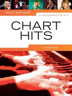 Really Easy Piano - Chart Hits Volume 1 Autumn / Winter 2015 - Partition - di-arezzo.co.uk