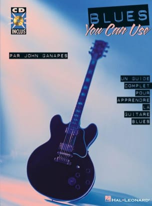 John Ganapes - Blues You Can Use - Version Française - Partition - di-arezzo.fr