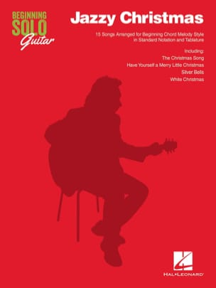 - Beginning Solo Guitar - Jazzy Christmas - Sheet Music - di-arezzo.co.uk