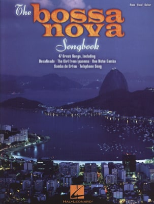 The Bossa Nova Songbook - Partition - laflutedepan.com