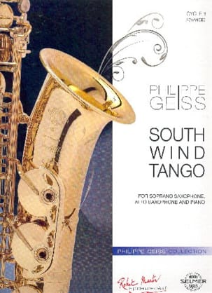 South Wind Tango - Philippe Geiss - Partition - laflutedepan.com