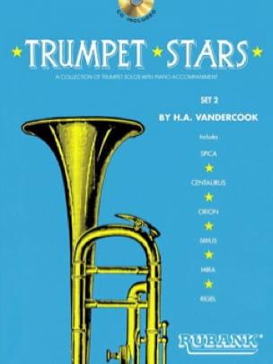 Hale A. VanderCook - Trumpet Stars - Set 2 - Sheet Music - di-arezzo.co.uk