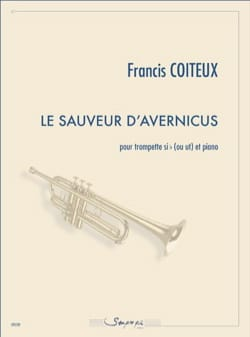 Francis Coiteux - The Savior of Avernicus - Sheet Music - di-arezzo.co.uk
