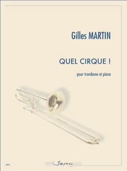 Gilles Martin - What a circus! - Sheet Music - di-arezzo.com