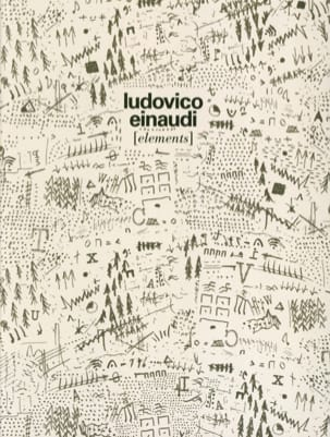Ludovico Einaudi - Elements - Sheet Music - di-arezzo.co.uk
