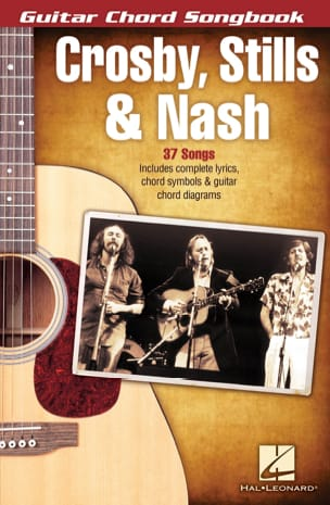 Guitar Chord Songbook Crosby, Stills & Nash Partition laflutedepan