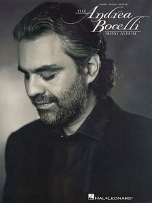 The Andrea Bocelli Song Album Andrea Bocelli Partition laflutedepan