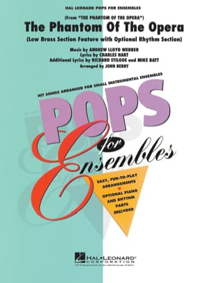 Phantom of the Opera - Pops for Ensembles laflutedepan