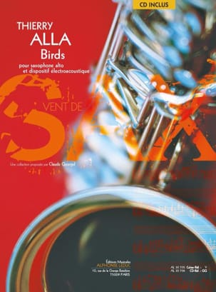 Thierry Alla - Birds - Sheet Music - di-arezzo.co.uk