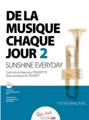 Stefan Bracaval - Every Day - Volume 2 - Sheet Music - di-arezzo.com