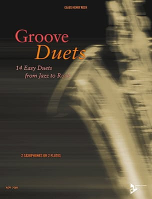 Claus Henry Koch - Groove Duets - Partition - di-arezzo.fr