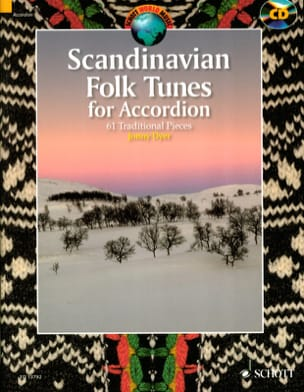 Traditionnel - Scandinavian Folk Tunes for Accordion - Sheet Music - di-arezzo.com