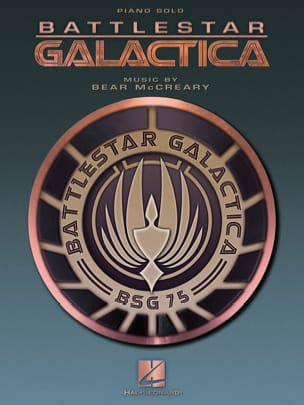 Bear McCreary - Battlestar Galactica - Partition - di-arezzo.fr