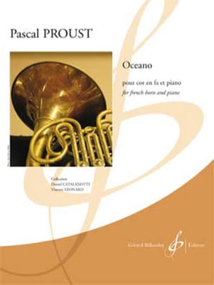 Pascal Proust - Oceano - Sheet Music - di-arezzo.co.uk