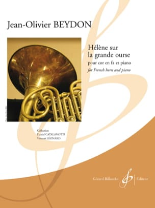 Jean-Olivier Beydon - Helen on the big bear - Sheet Music - di-arezzo.com