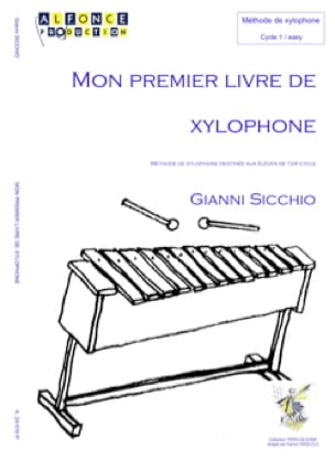 Gianni Sicchio - My First Xylophone Book - Sheet Music - di-arezzo.co.uk