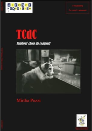 Mirtha Pozzi - TCDC Dog Drum Countertop - Sheet Music - di-arezzo.co.uk