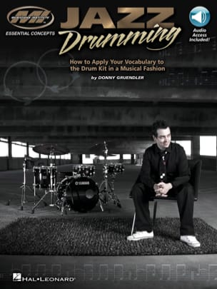 Donny Gruendler - Jazz Drumming - Sheet Music - di-arezzo.com