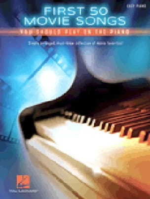- First 50 Movie Songs You Should Play On The Piano - Sheet Music - di-arezzo.co.uk