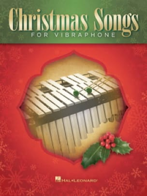 Christmas Songs for Vibraphone Partition Vibraphone - laflutedepan