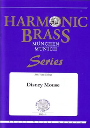 DISNEY - Disney Mouse - Sheet Music - di-arezzo.co.uk