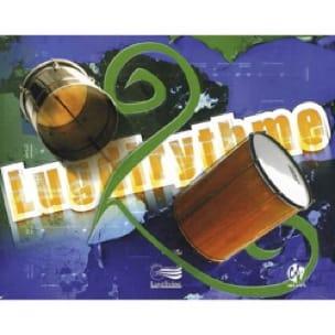 Olivier Noclin & Serge Folie - Lugdirythme - Volume 2 - Livre - di-arezzo.fr