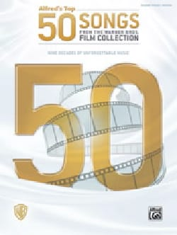 - Alfreds Top 50 Songs von den Warner Bros. Filmsammlung - Noten - di-arezzo.de