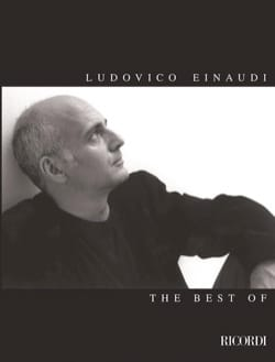 The Best of Einaudi Ludovico Einaudi Partition laflutedepan