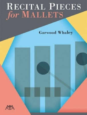 Recital Pieces for Mallets Partition Marimba - laflutedepan