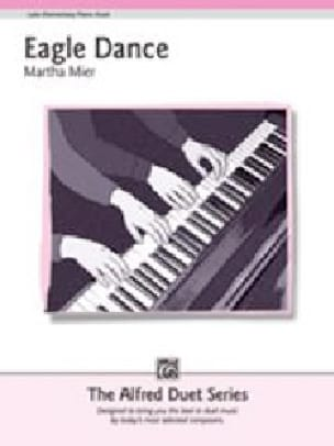 Eagle Dance Martha Mier Partition Piano - laflutedepan