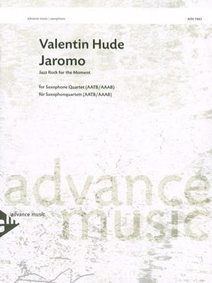 Valentin Hude - Jaromo - Partition - di-arezzo.fr