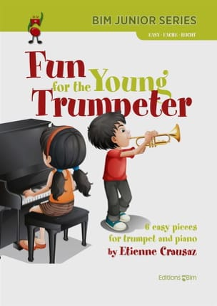 Etienne Crausaz - Fun for the Young Trumpeter - Partition - di-arezzo.fr